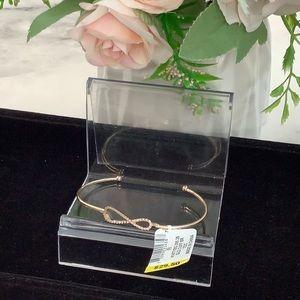 NWT Charter Club Gold Cuff Bracelet